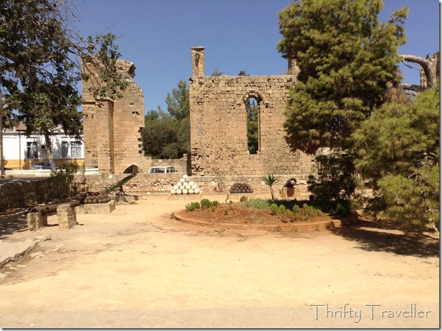 Remains of Venetian Royal Palace, Famagusta