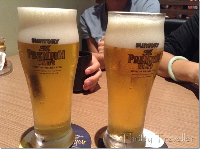 Suntory Premium Malts, Setia Walk, Puchong
