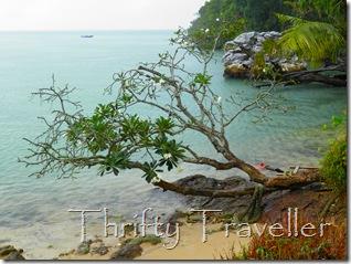 Beach at Pulau Masjid, Tanjung Tuan