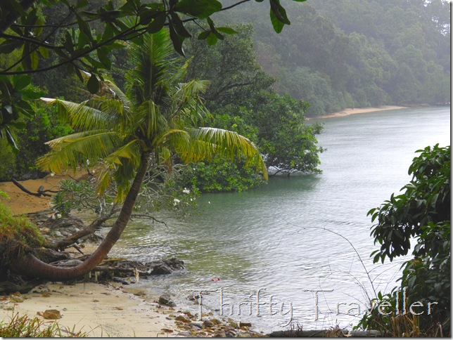 Pulau Masjid Beach, Cape Rachado, Port Dickson