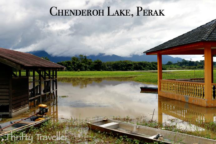 Chenderoh Lake Perak