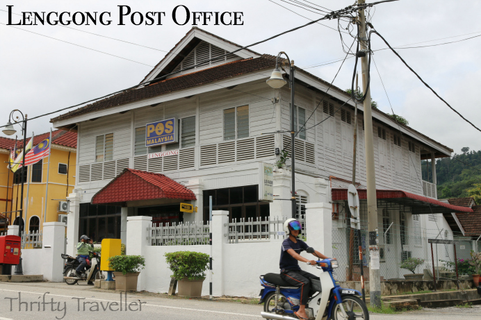 Lenggong Post Office