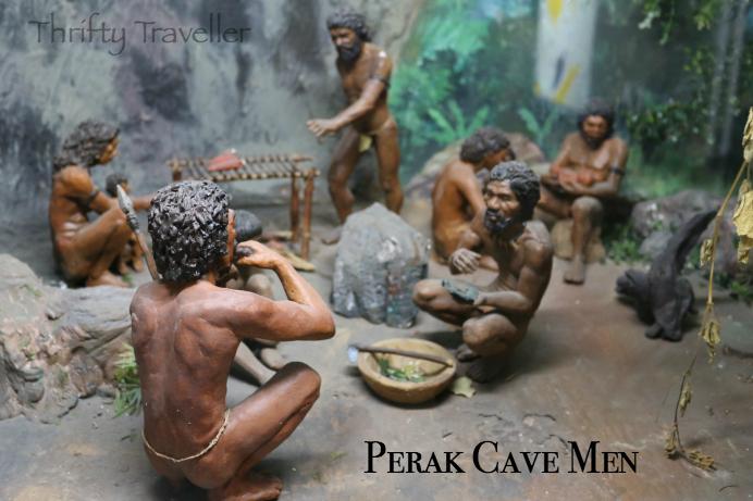 Perak Cave Men