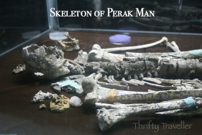 Skeleton Of Perak Man
