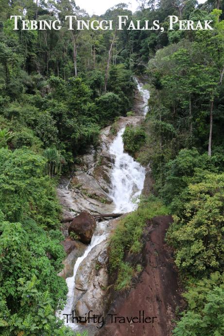 Tebing Tinggi Falls Perak