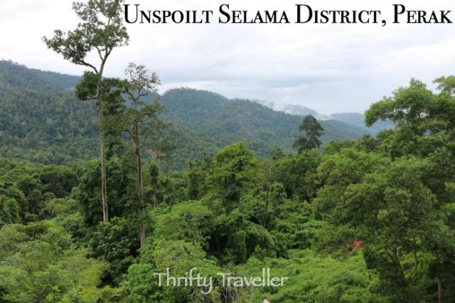 Unspoilt Selama District Perak