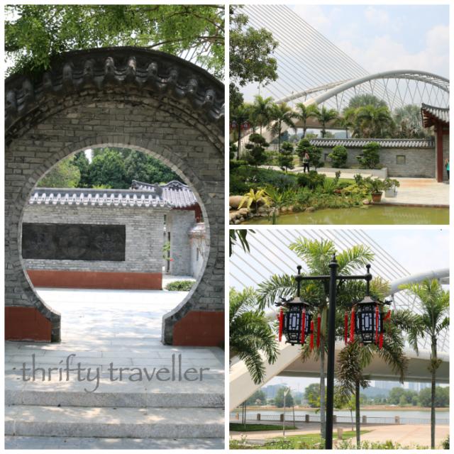 China Malaysia Friendship Garden, Putrajaya