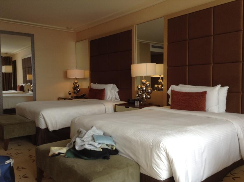 Room at Marina Bay Sands