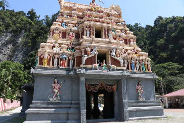 Kuil Sri Raja Muneeswarar, Jalan Lang, Ipoh