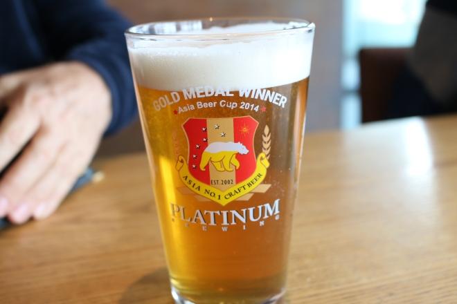 Platinum Craft Beer in Seoul