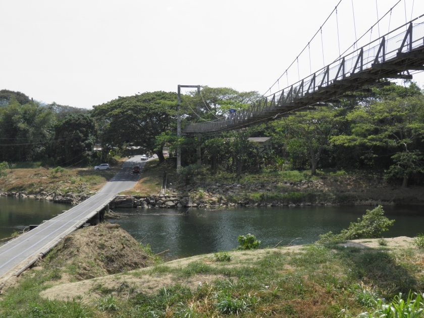 Tamparuli Suspension Bridge