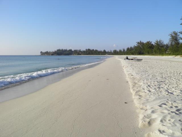 Simpang Mengayau Beach, Tip of Borneo, Kudat, Sabah