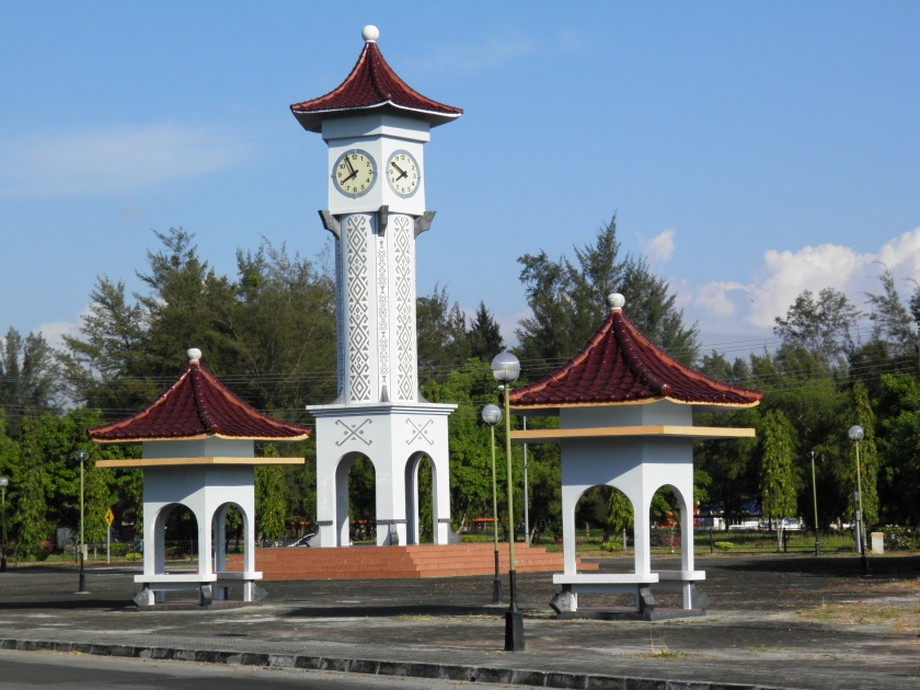 Kudat Clocktower