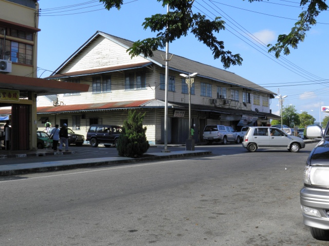 Town centre, Kudat