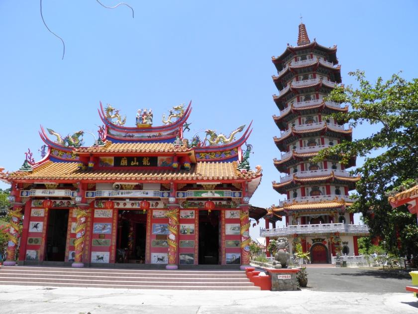 Ling San Temple and Pagoda, Tuaran