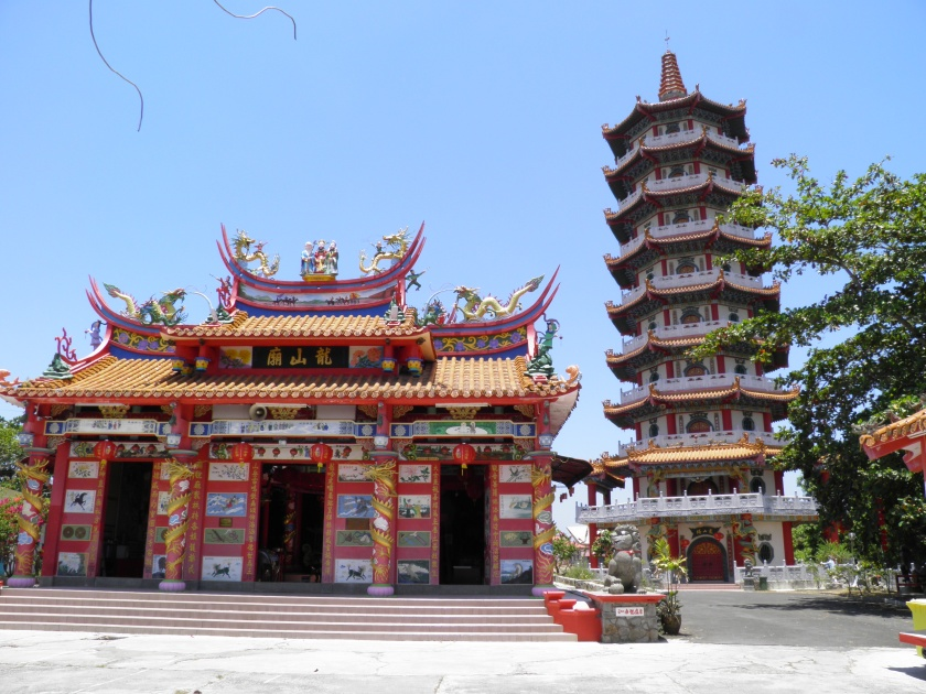 Ling San Temple and Pagoda, Tuaran