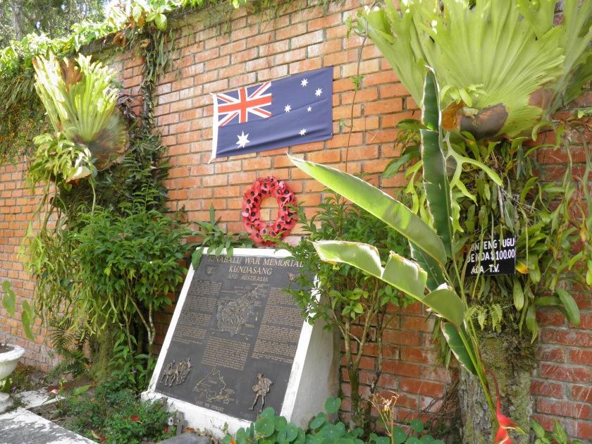 Australian Garden, Kundasang War Memorial, Sabah, Malaysia