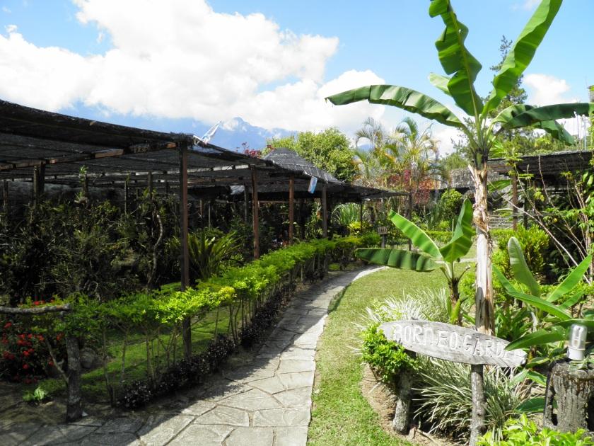 Borneo Garden, Kundasang War Memorial