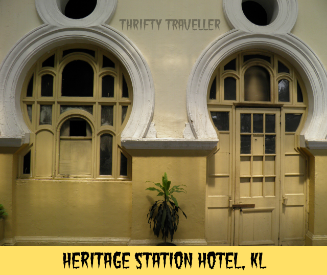 Heritage Station Hotel KL