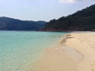 Redang Island, Teluk Dalam Kecil