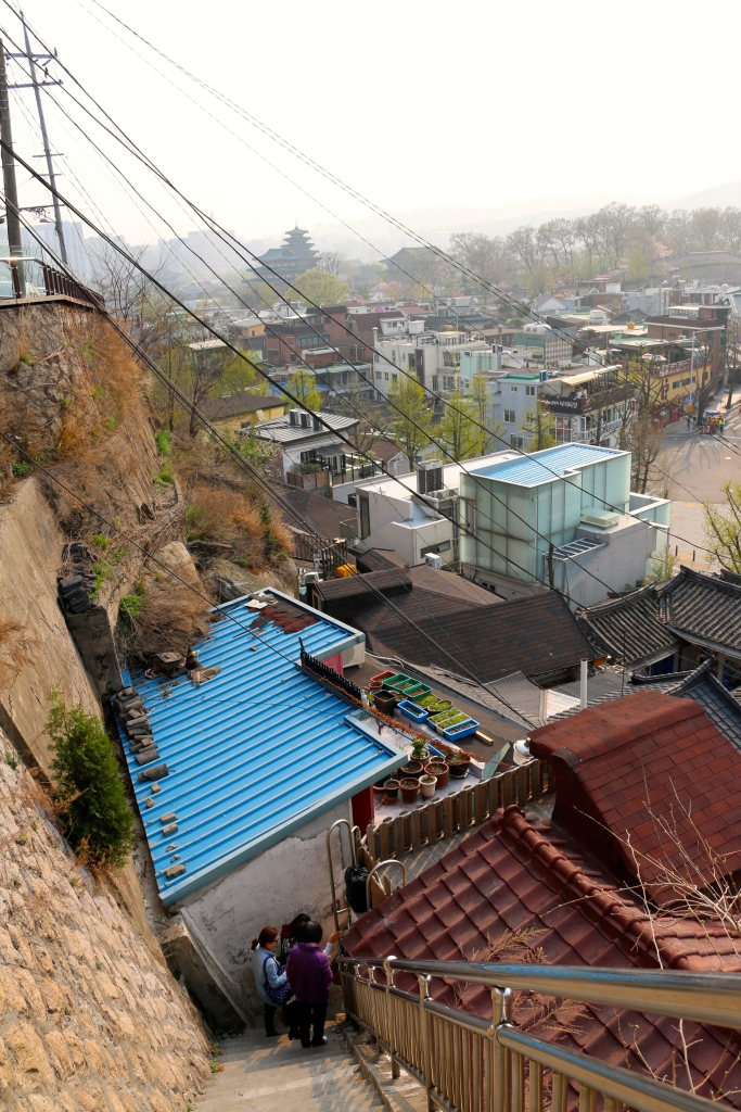 View from Bukchon