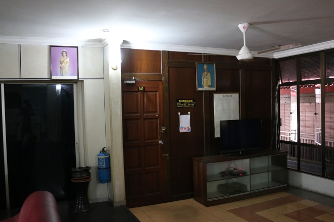 Idris Club interior