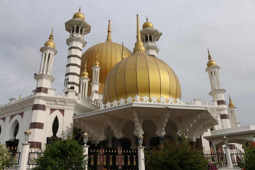 Ubudiah Mosque, Kuala Kangsar