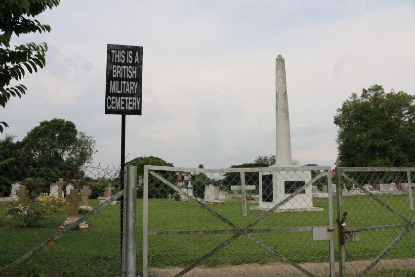 Bukit Chandan Cemetery, Kuala Kangsar