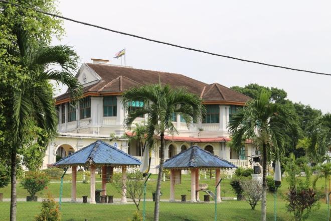 King's Pavilion, Kuala Kangsar