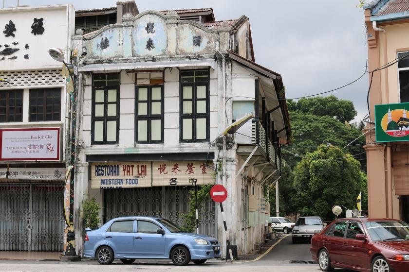 Yat Lai restaurant in Kuala Kangsar