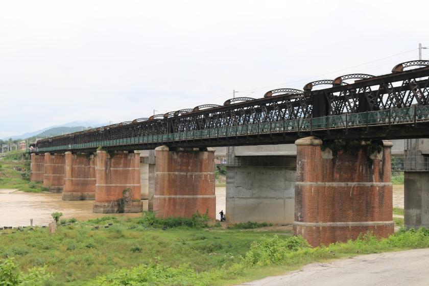 Victoria Bridge, Karai, Perak