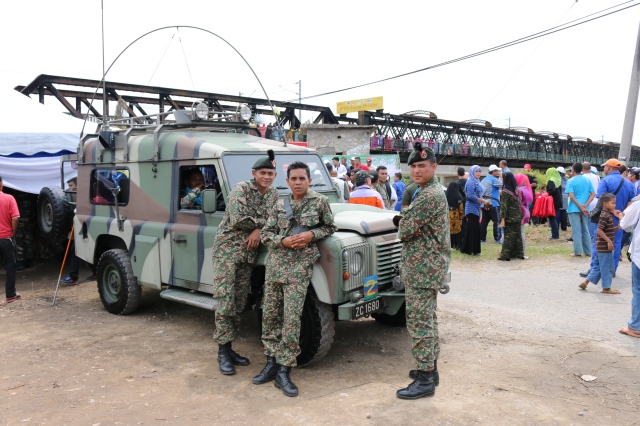 Army bandsmen