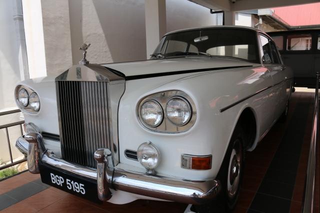 Rolls Royce Silver Cloud III (1964)