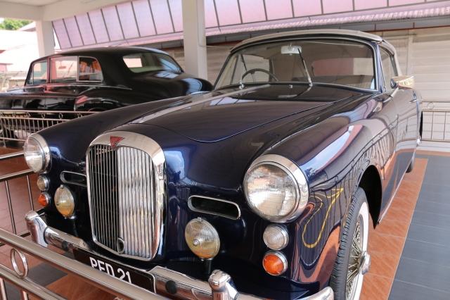 Alvis TD21 Tourer (1960)