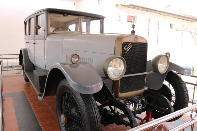 Star Motor 1920's