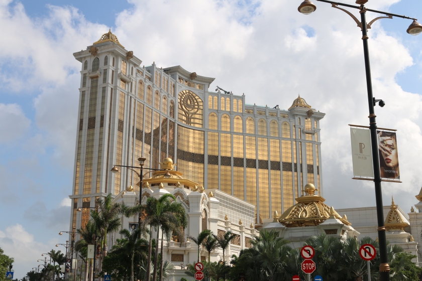 Galaxy Casino, Macau