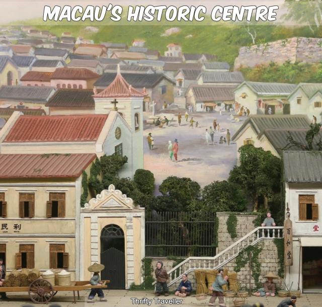 Macau's Historic Centre