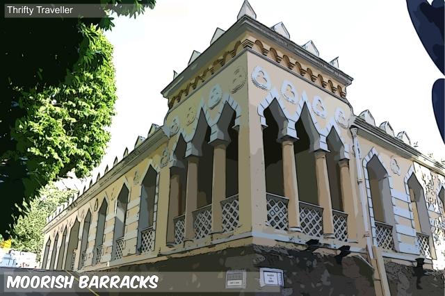 MoorishBarracks