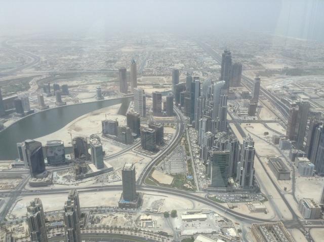 There's still plenty of space for development in Dubai.
