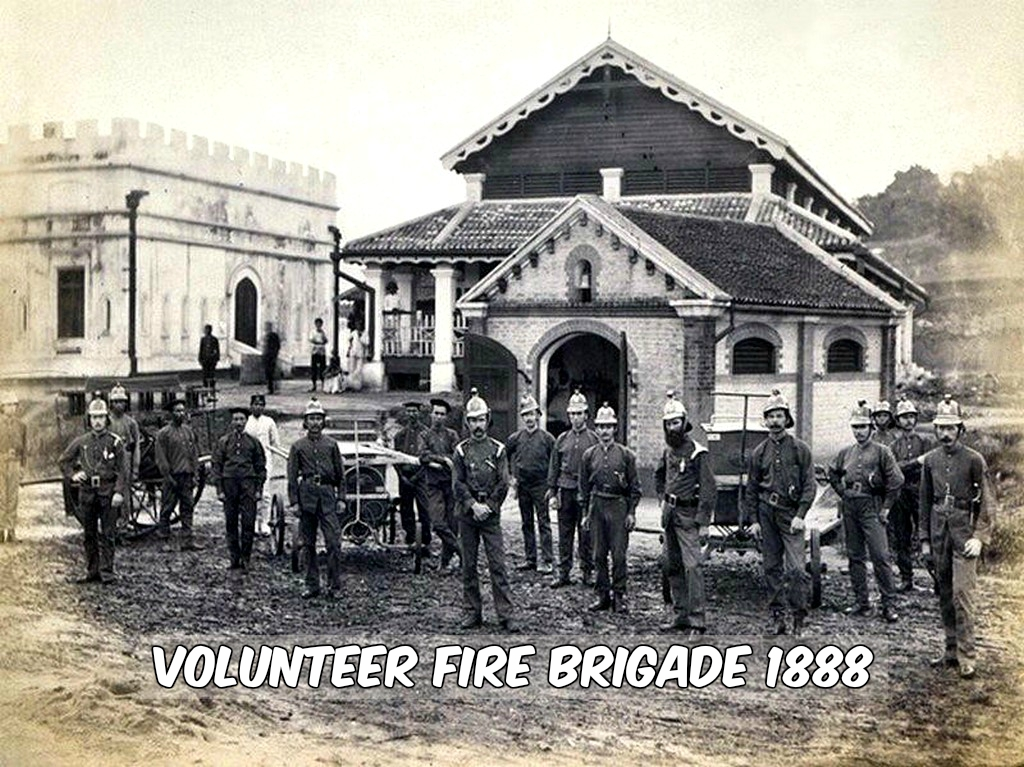 Jalan Tun HS Lee Fire Brigade