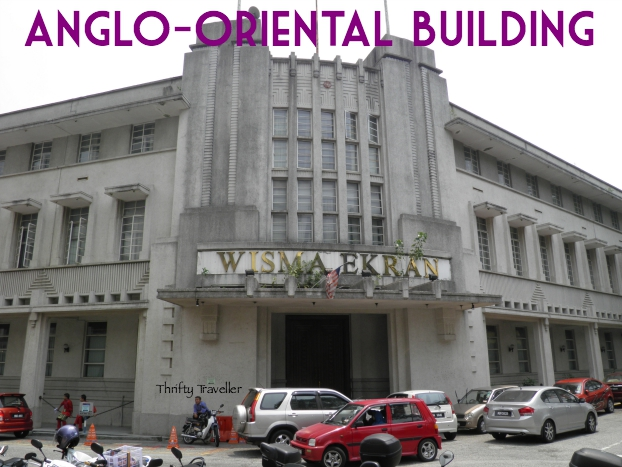 Anglo Oriental Building KL