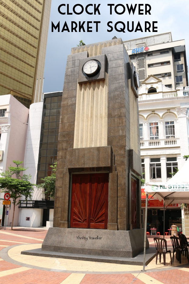Clock Tower Market Square KL