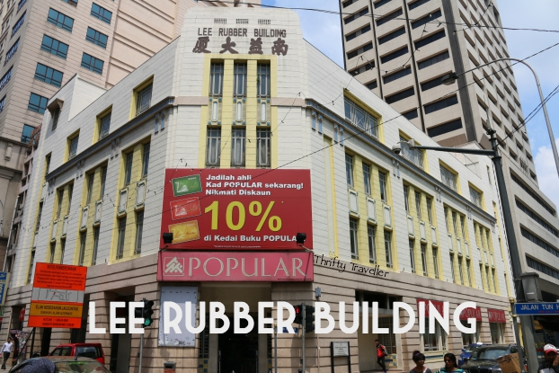 Lee Rubber Building KL