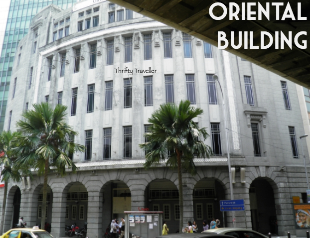 Oriental Building KL