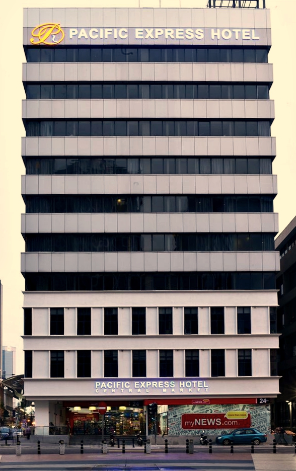 Former HSBC/Mercantile Bank in KL