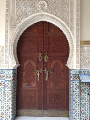 Door to the Fez Gallery