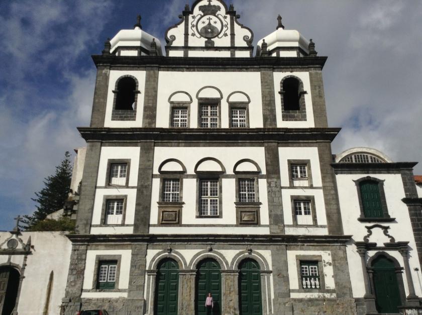 Former Jesuit Church in Horta