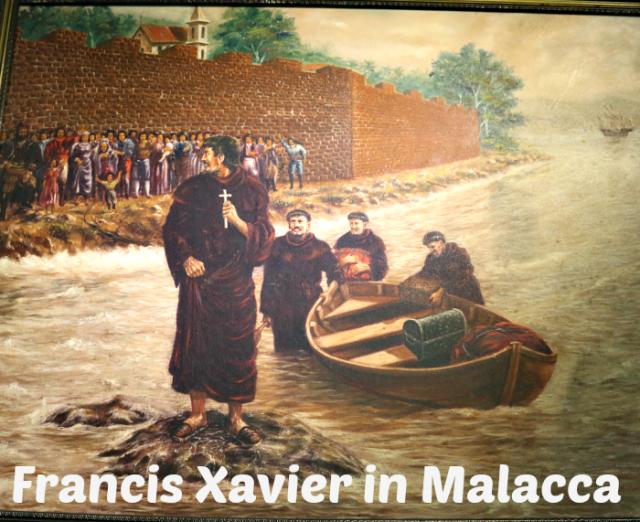 Francis-Xavier-in-Malacca