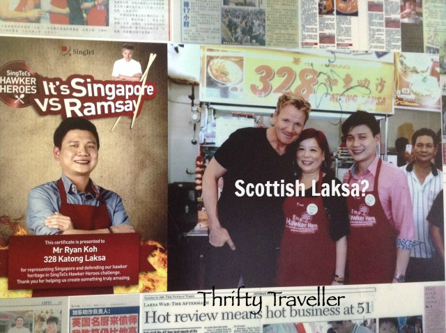 Gordon Ramsay at 328 Katong Laksa
