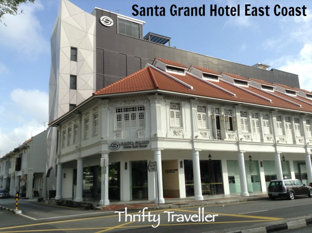 Santa Grand Hotel East Coast, Katong